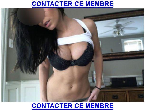 Plan sexcam avec une délicieuse brune