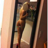 Rencontre sexe avec une grande nana blonde